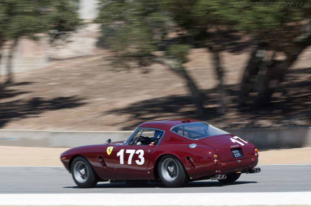 Ferrari 250 GT SWB - Chassis: 2443GT - Driver: Rob Walton  - 2013 Monterey Motorsports Reunion