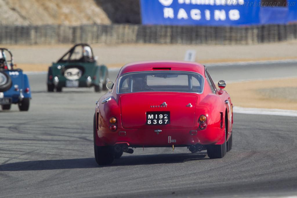Ferrari 250 GT SWB Comp '61 - Chassis: 2701GT - Driver: Ned Spieker  - 2013 Monterey Motorsports Reunion