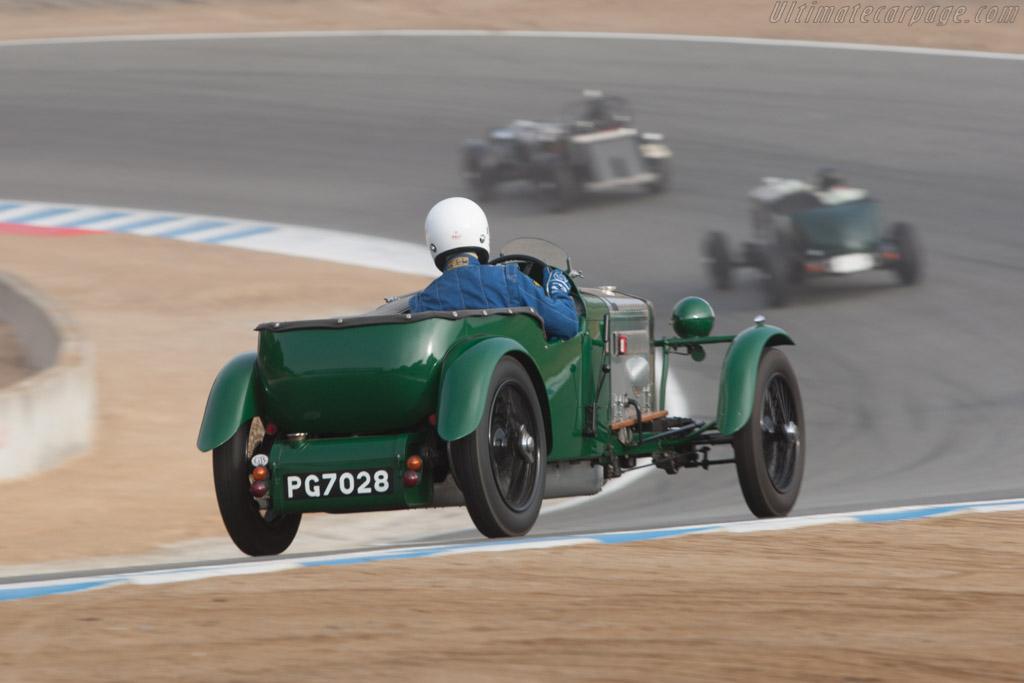 Frazer Nash Interceptor - Chassis: 2001 - Driver: Richard Parsons  - 2013 Monterey Motorsports Reunion