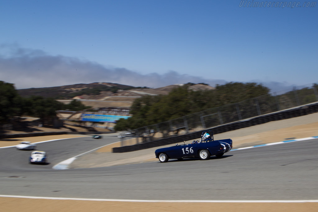 GSM Delta - Chassis: 61-625 - Driver: Edward Carden  - 2013 Monterey Motorsports Reunion