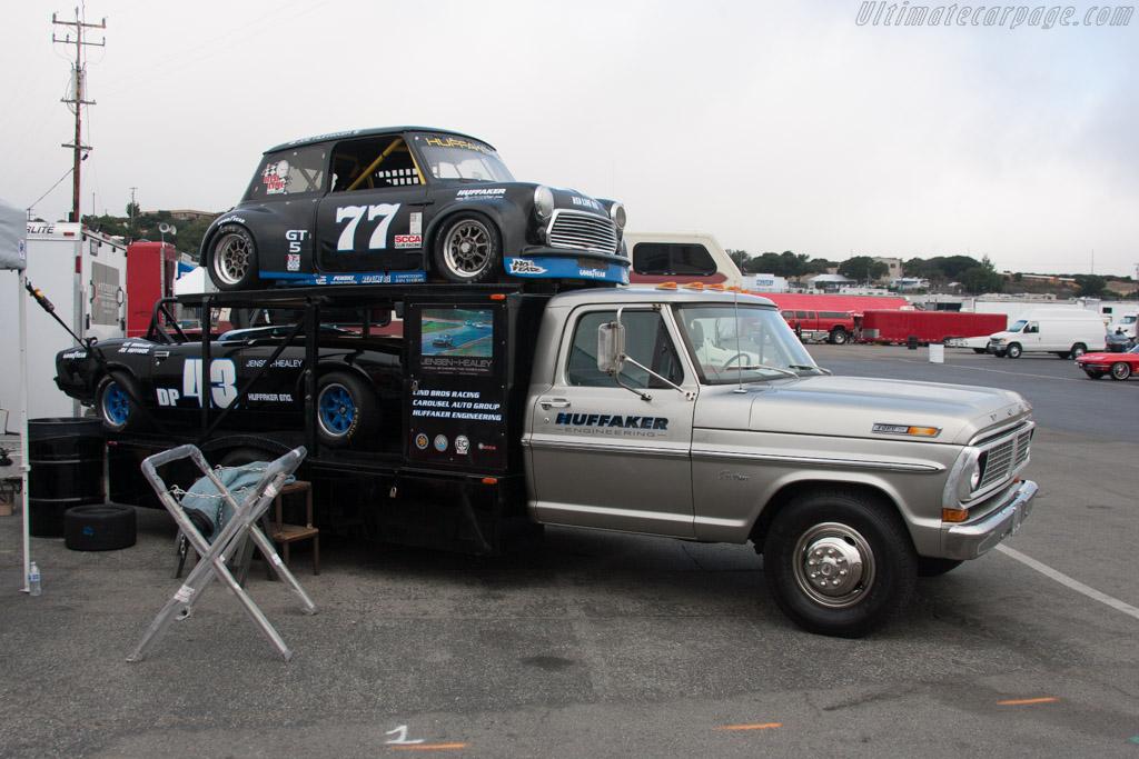 Huffaker Engineering    - 2013 Monterey Motorsports Reunion