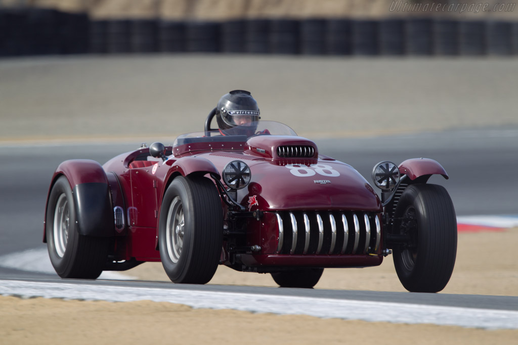 Kurtis 500S Chysler - Chassis: 500S-022 - Driver: Tom Claridge  - 2013 Monterey Motorsports Reunion