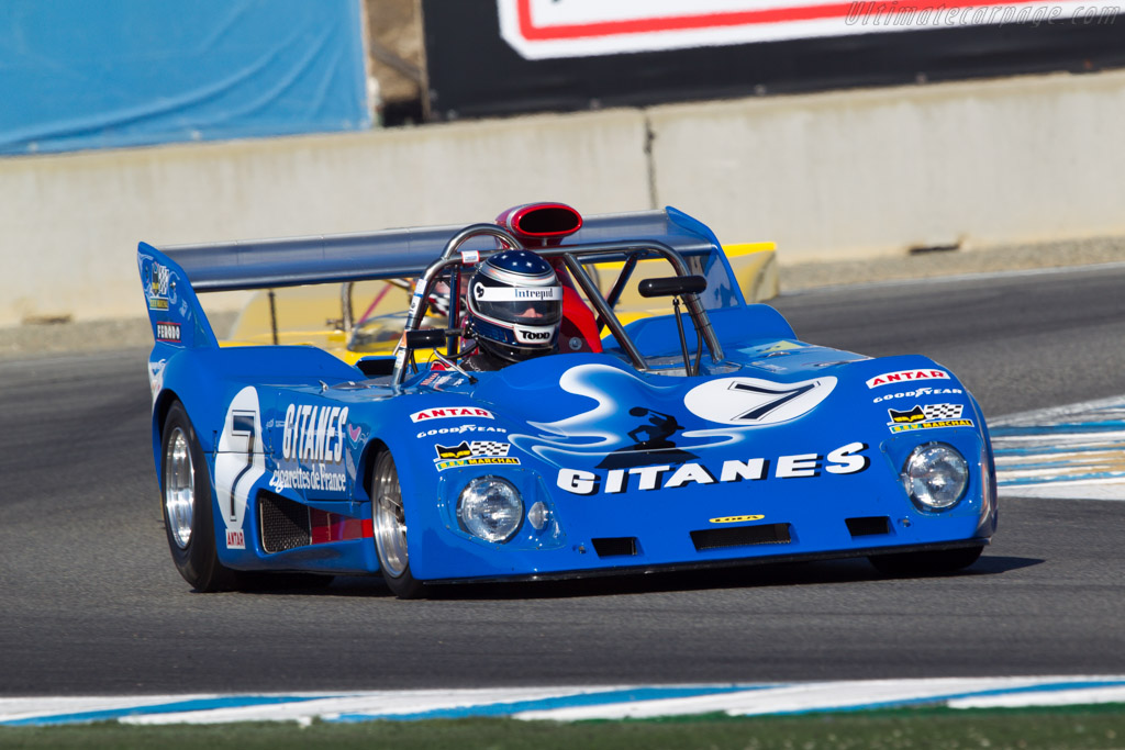 Lola T282 - Chassis: HU6 - Driver: Todd Smathers  - 2013 Monterey Motorsports Reunion