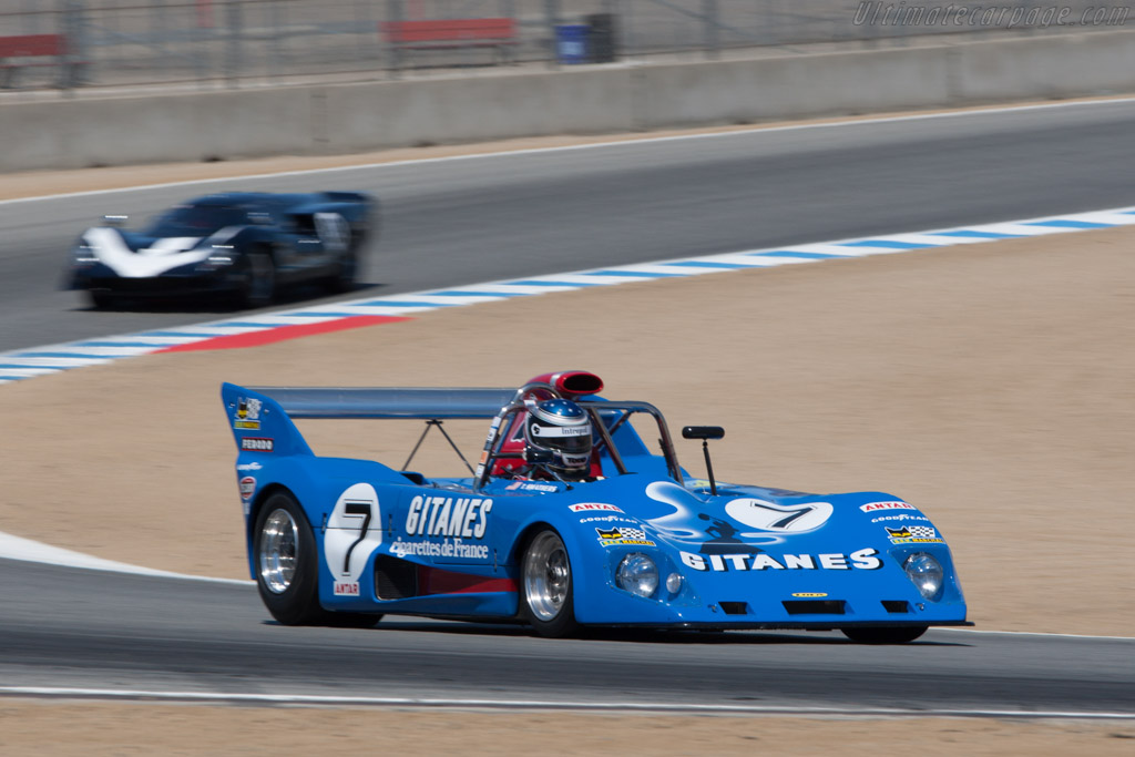 Lola T282 - Chassis: HU6 - Driver: Todd Smathers  - 2013 Monterey Motorsports Reunion