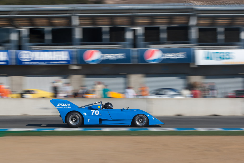 Lola T292 - Chassis: HU49 - Driver: John Hill  - 2013 Monterey Motorsports Reunion