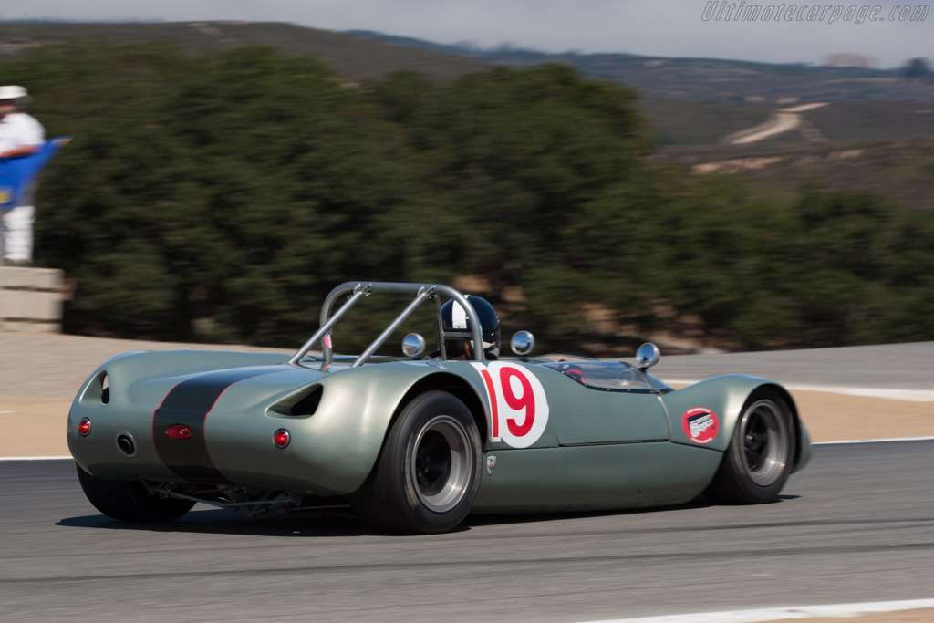 Lotus 23c Chassis 23 S 129 Driver Jeffrey Abramson