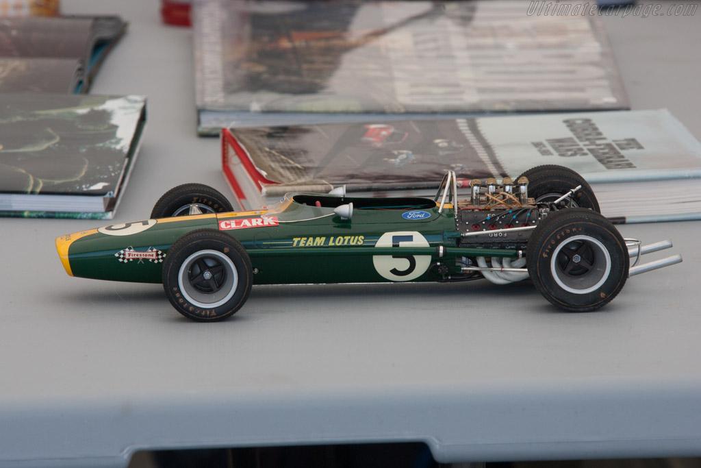 Lotus 49 model    - 2013 Monterey Motorsports Reunion