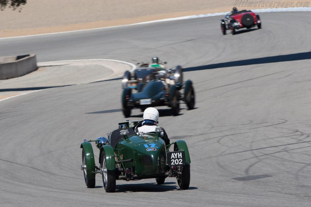 MG K3 Magnette - Chassis: K3028 - Driver: John Hampson  - 2013 Monterey Motorsports Reunion