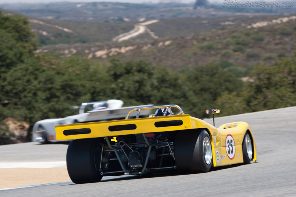Martin BM8 - Chassis: 1 - Driver: Howard Matloff  - 2013 Monterey Motorsports Reunion