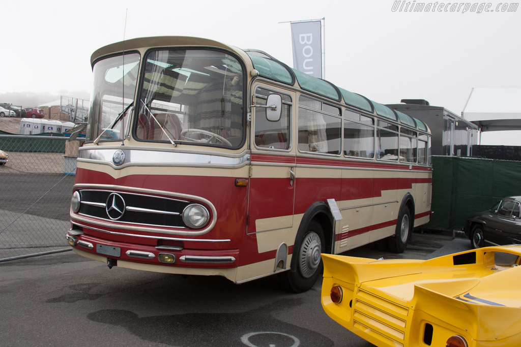Mercedes-Benz Bus    - 2013 Monterey Motorsports Reunion