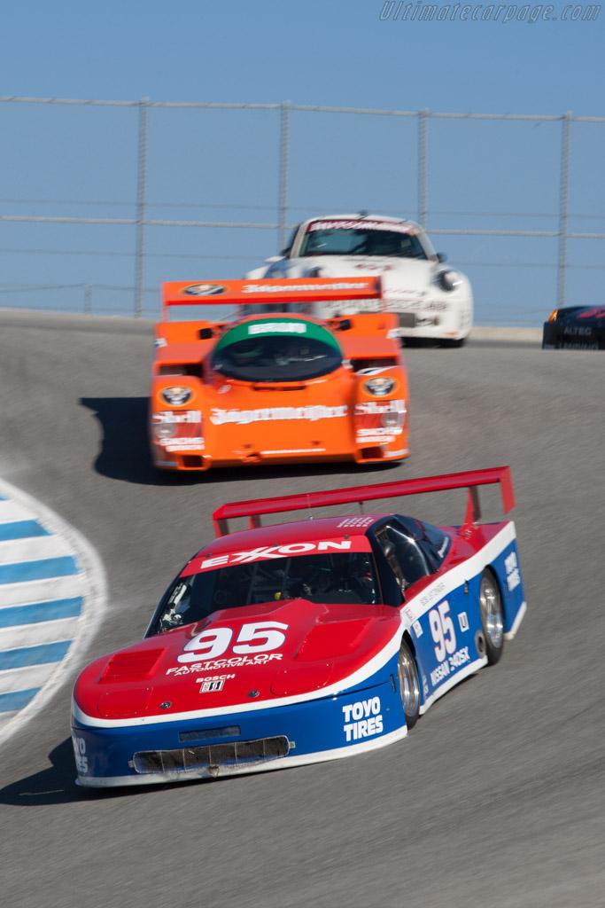 Nissan 240SX - Chassis: LR-001 - Driver: Philip Mendelovitz  - 2013 Monterey Motorsports Reunion