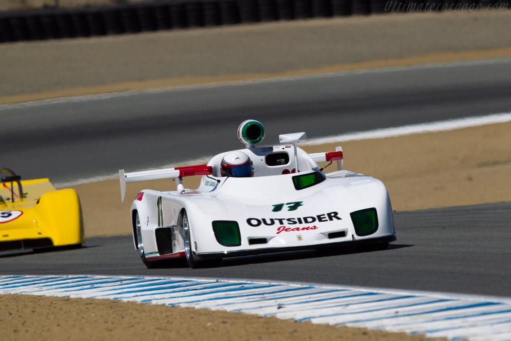 Osella PA3/5 - Chassis: 032 - Driver: Eddie Lawson - 2013 Monterey Motorsports Reunion