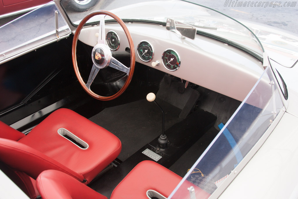 Porsche 356 Zagato Spyder    - 2013 Monterey Motorsports Reunion