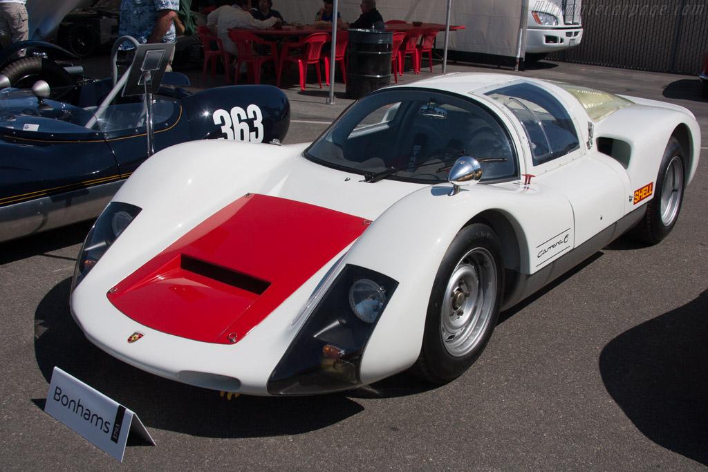 Porsche 906 - Chassis: 906-007   - 2013 Monterey Motorsports Reunion