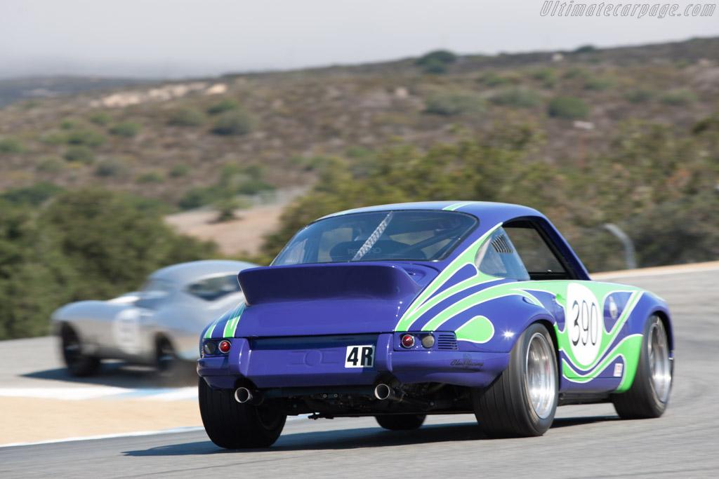Porsche 911 - Chassis: 129020011 - Driver: Olga Reindlova  - 2013 Monterey Motorsports Reunion