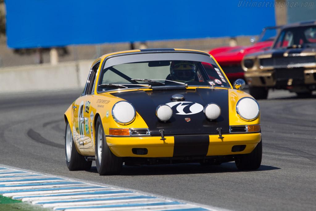 Porsche 911    - 2013 Monterey Motorsports Reunion