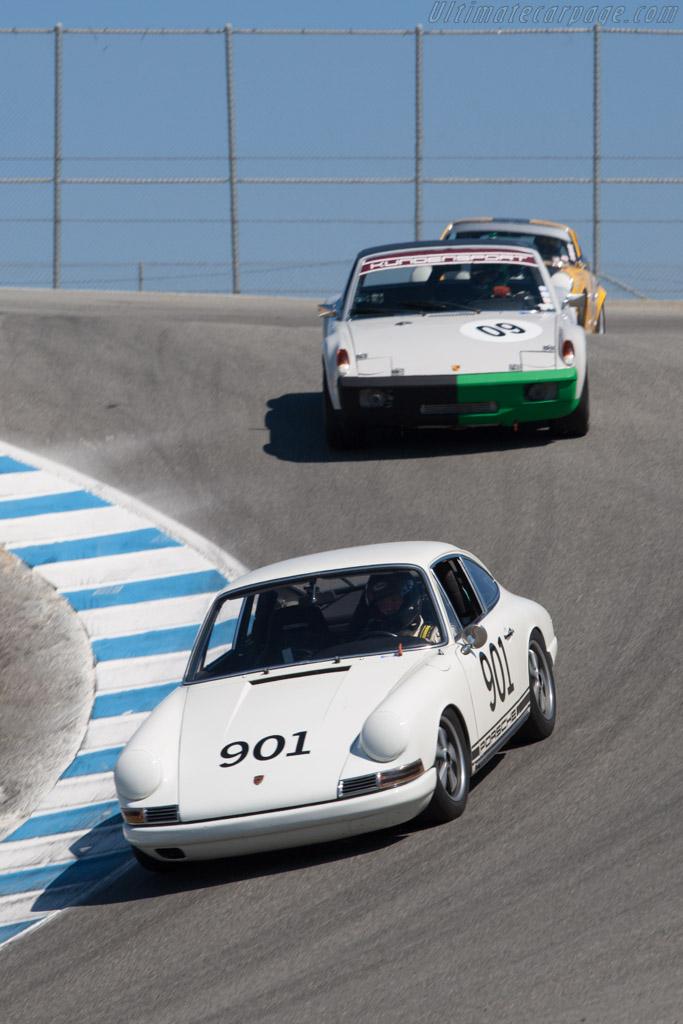 Porsche 911 S - Chassis: 307192S - Driver: C. Patrick Costin  - 2013 Monterey Motorsports Reunion