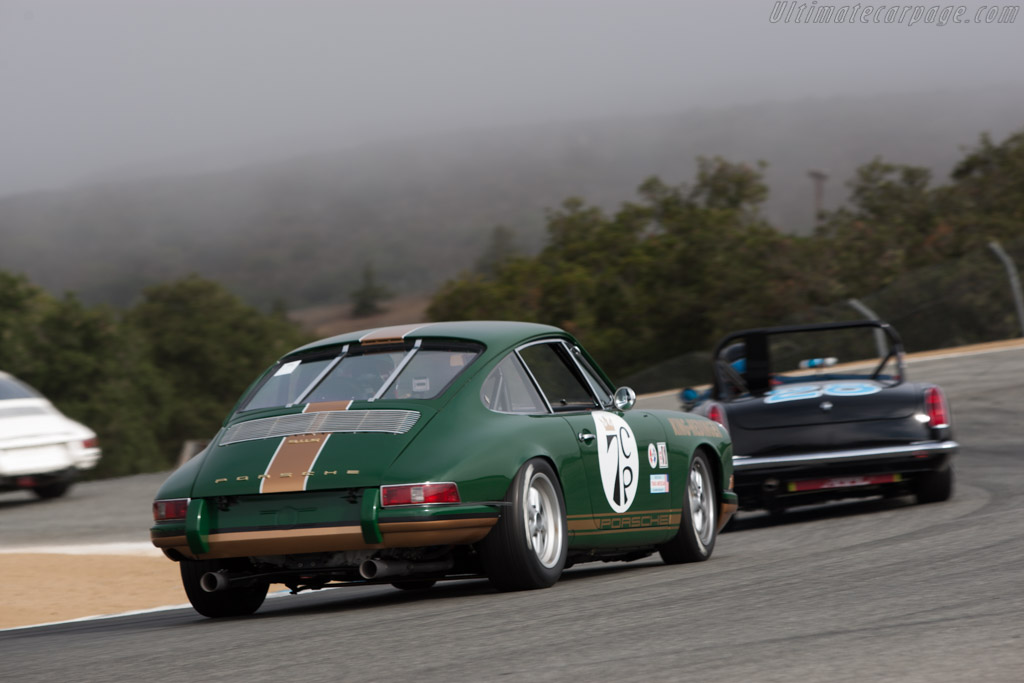 Porsche 911S - Chassis: 308505 - Driver: George Calfo  - 2013 Monterey Motorsports Reunion