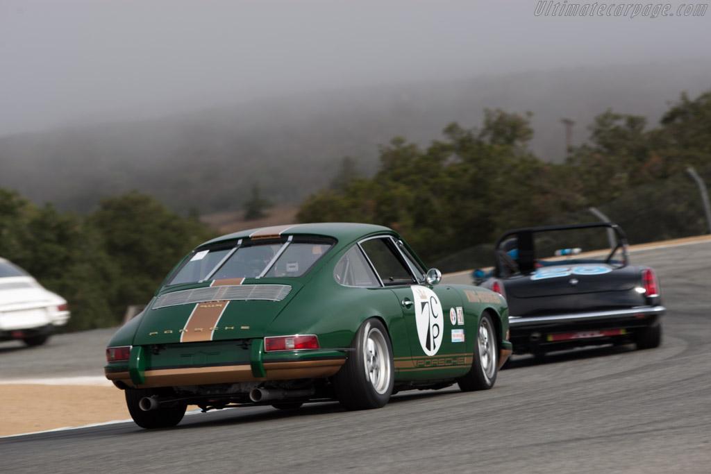 Porsche 911S - Chassis: 308505 - Driver: George Calfo  - 2013 Monterey Motorsports Reunion