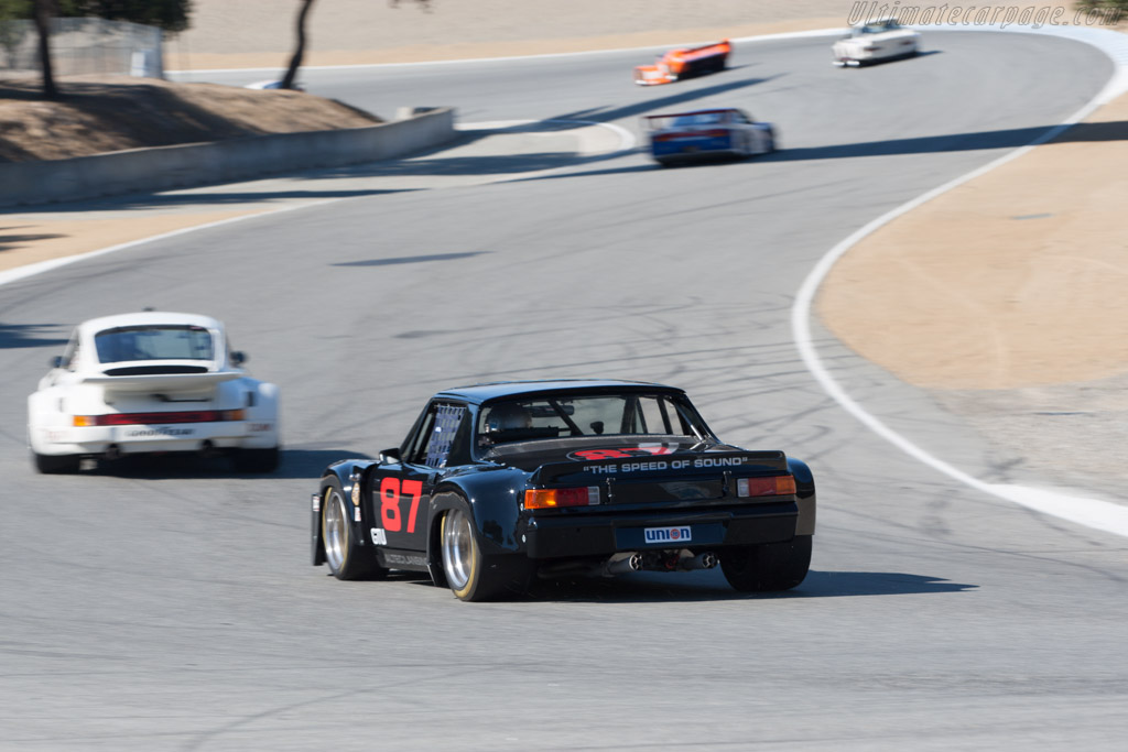 Porsche 914/6 - Chassis: 914 043 1325 - Driver: William H. Lyon  - 2013 Monterey Motorsports Reunion