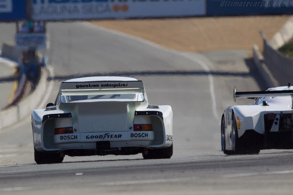 Porsche 935 - Chassis: 009 0029 - Driver: Bruce Canepa  - 2013 Monterey Motorsports Reunion
