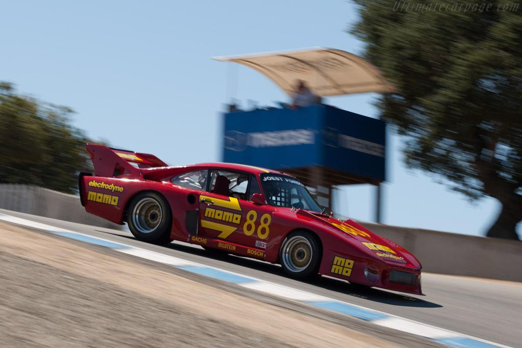 Porsche 935 J - Chassis: 000 0012 - Driver: William 'Chip' Connor  - 2013 Monterey Motorsports Reunion
