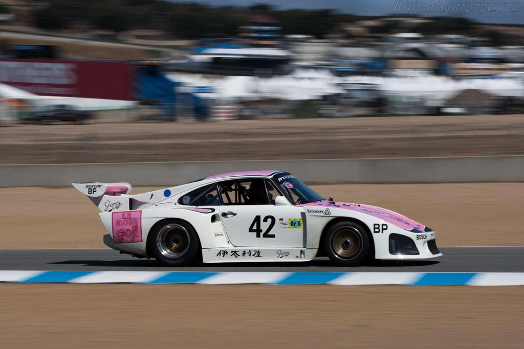 Porsche 935 K3 - Chassis: 930 670 0163 - Driver: Ranson Webster  - 2013 Monterey Motorsports Reunion