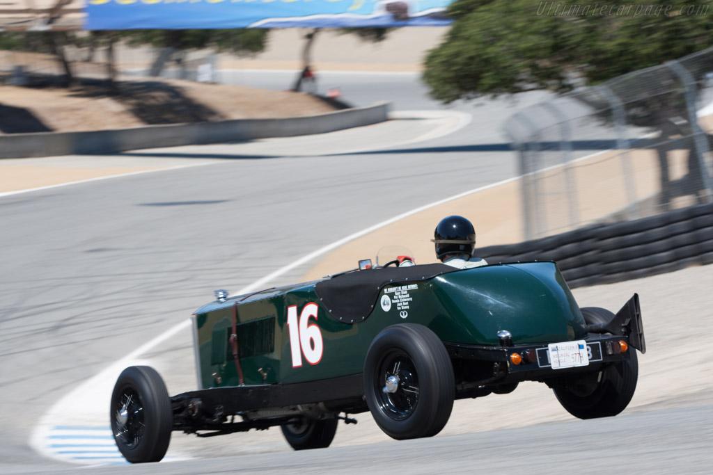 Railton Light Sport Tourer - Chassis: 542015 - Driver: Ivan Zaremba  - 2013 Monterey Motorsports Reunion