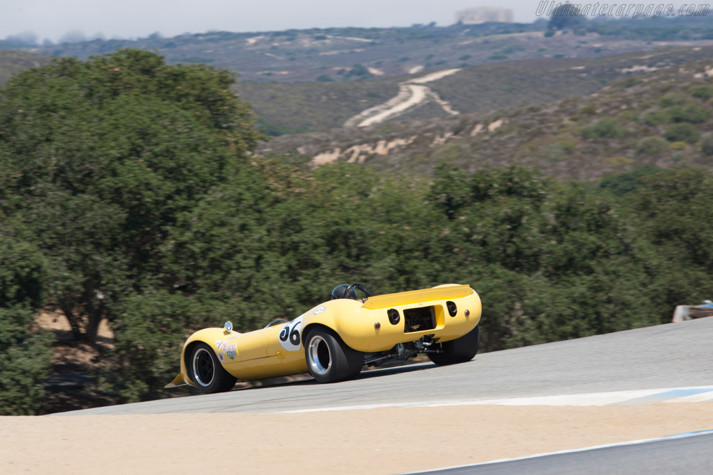 Shelby T10 Ford - Chassis: T10-002 - Driver: Greg Mitchell  - 2013 Monterey Motorsports Reunion