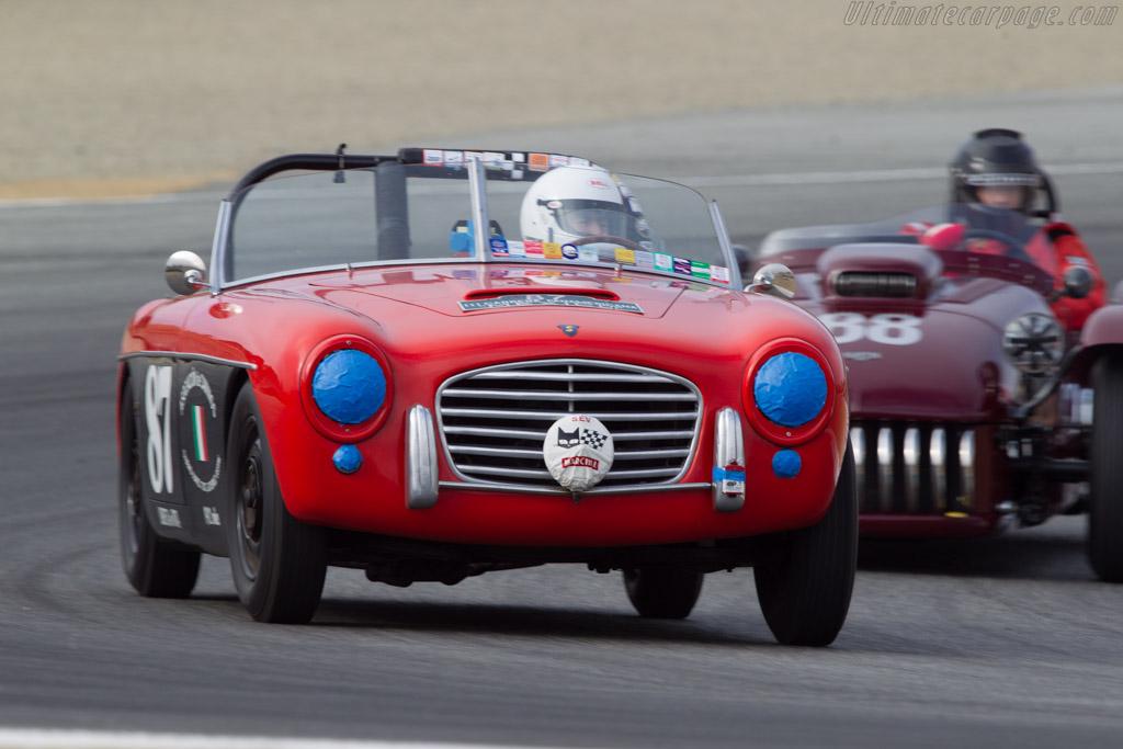 Siata Daina Roadster - Chassis: SL0248 - Driver: Robert Williams  - 2013 Monterey Motorsports Reunion