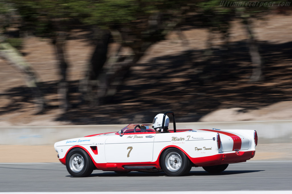 Sunbeam Tiger - Chassis: B9470750 - Driver: Stephen Sorenson  - 2013 Monterey Motorsports Reunion