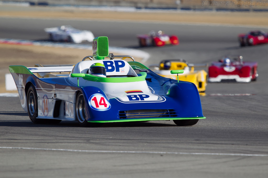 TOJ SC303 - Chassis: 23-78 - Driver: Peter Read  - 2013 Monterey Motorsports Reunion