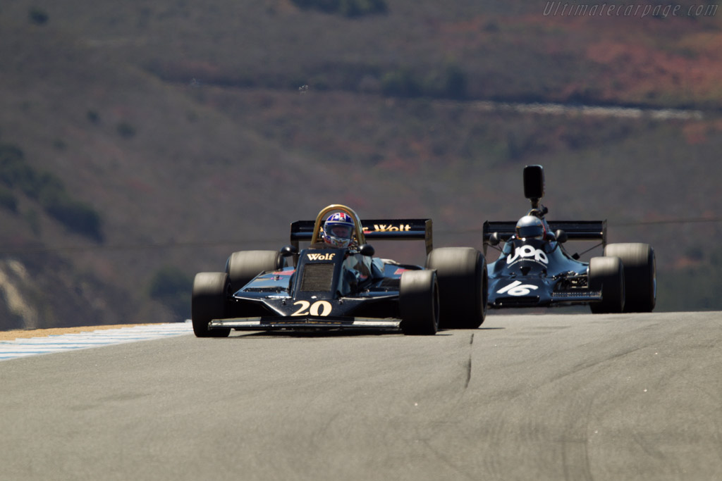 Wolf WR5 - Chassis: WR6 - Driver: Doug Mocket  - 2013 Monterey Motorsports Reunion