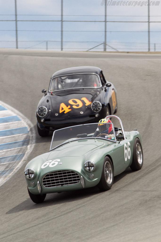 AC Ace - Chassis: BEX1166 - Driver: Michael Callaham  - 2014 Monterey Motorsports Reunion