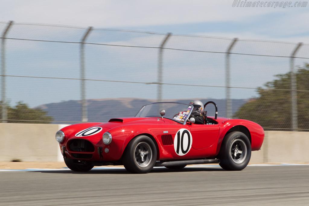 AC Shelby Cobra Le Mans - Chassis: CSX2156 - Driver: Sandra McNeil  - 2014 Monterey Motorsports Reunion