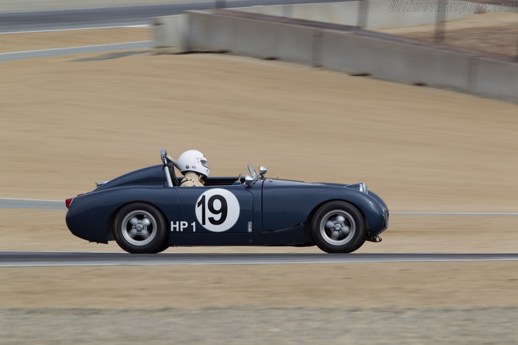 Austin Healey Sprite - Chassis: AN5/3253 - Driver: Peter Smith  - 2014 Monterey Motorsports Reunion