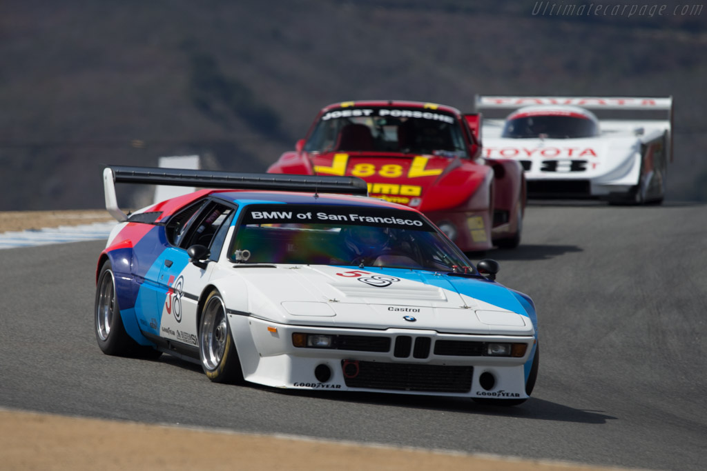 BMW M1 Group 4 - Chassis: 4301075   - 2014 Monterey Motorsports Reunion
