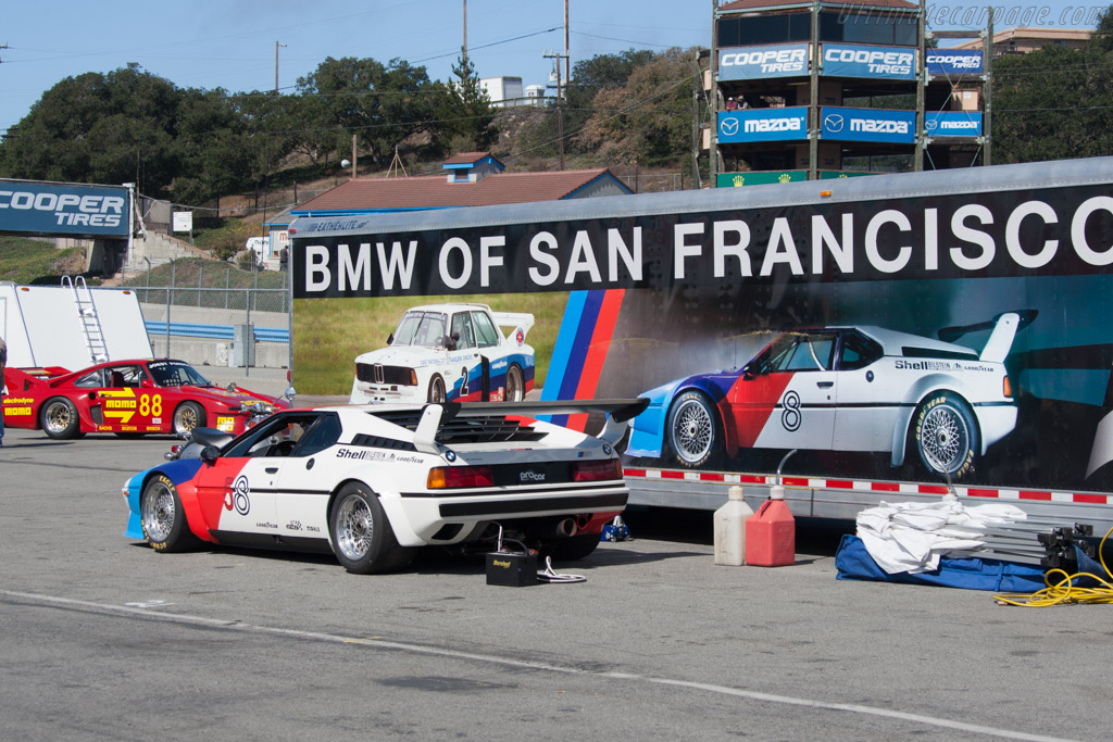 BMW of San Francisco - Chassis: 4301075   - 2014 Monterey Motorsports Reunion