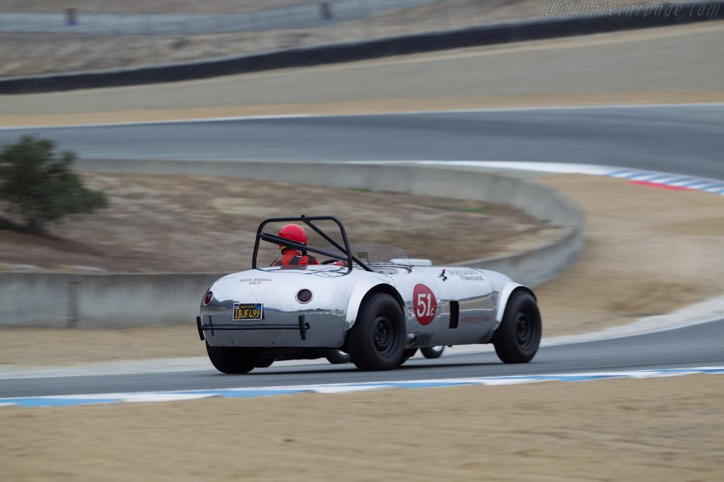 Baldwin Special - Chassis: 8C14846 - Driver: Stu Hanssen  - 2014 Monterey Motorsports Reunion