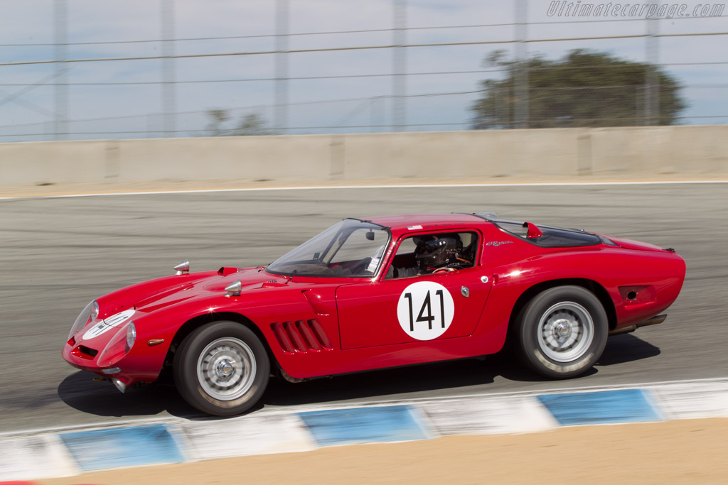 Bizzarrini 5300 GT Strada - Chassis: IA3 0329 - Driver: Chip Fudge  - 2014 Monterey Motorsports Reunion