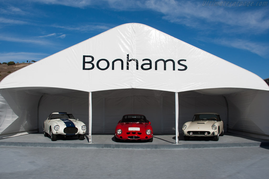 Bonhams    - 2014 Monterey Motorsports Reunion