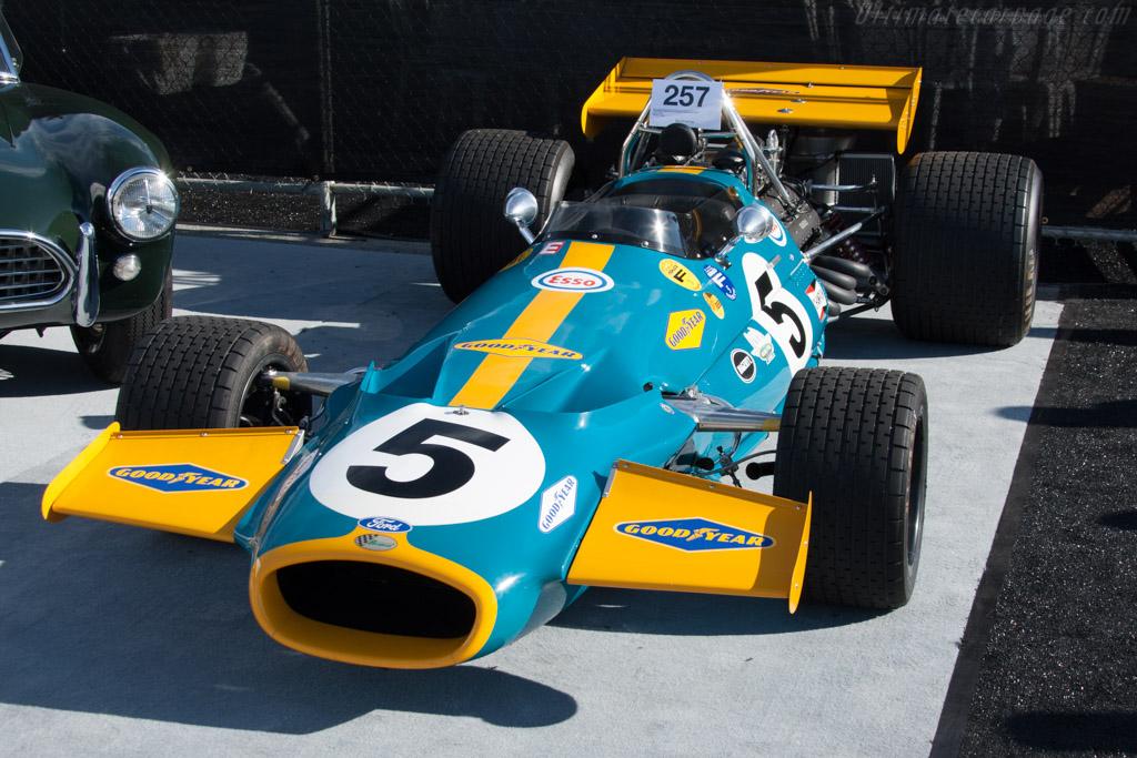 Brabham BT33 Cosworth - Chassis: BT33/2   - 2014 Monterey Motorsports Reunion