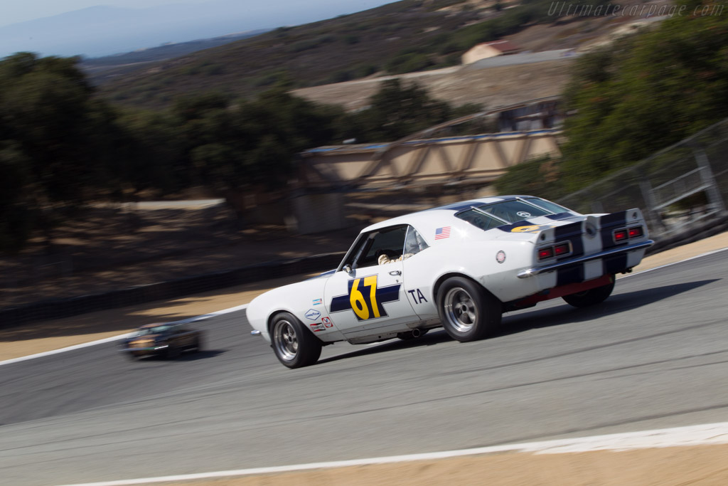 Chevrolet Camaro - Chassis: 124378L315980 - Driver: Addison Brown  - 2014 Monterey Motorsports Reunion