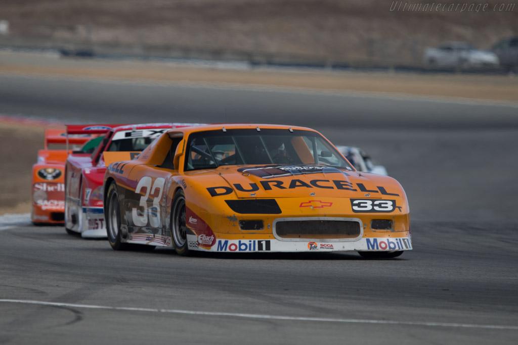 Chevrolet Camaro Trans-Am - Chassis: 1 - Driver: Bill Ockerlund  - 2014 Monterey Motorsports Reunion