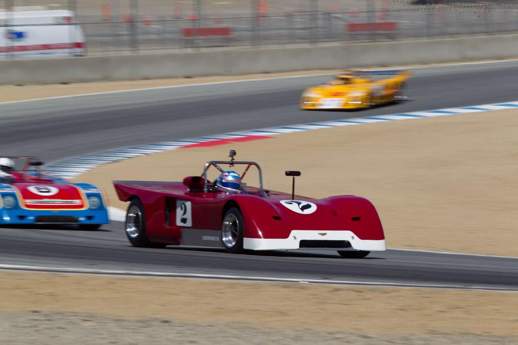 Chevron B19 - Chassis: B19-71-1 - Driver: Jonathan Feiber  - 2014 Monterey Motorsports Reunion