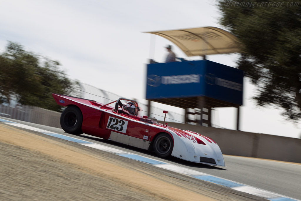 Chevron B21 - Chassis: B21-72-17 - Driver: Alan Friedman  - 2014 Monterey Motorsports Reunion