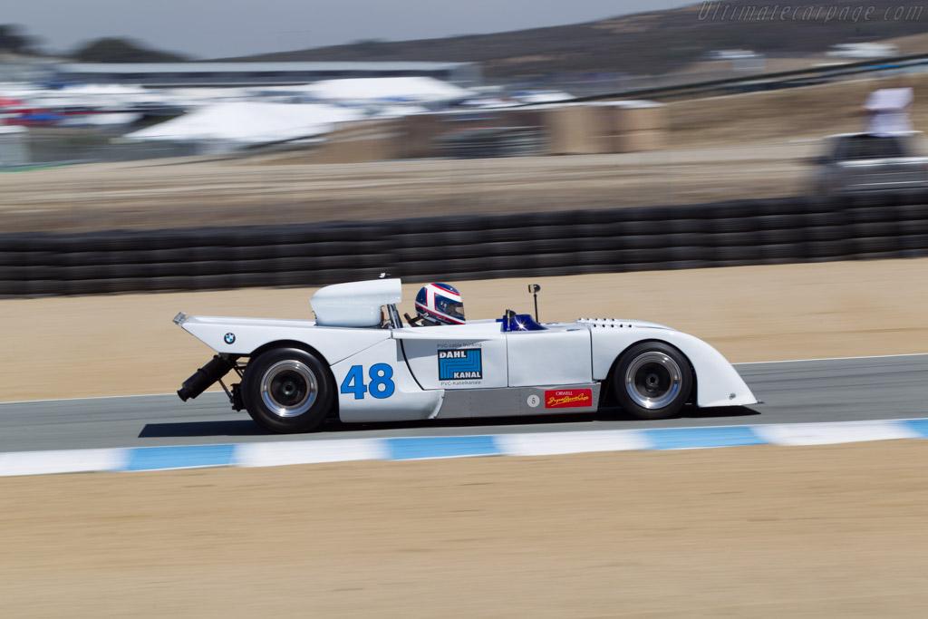 Chevron B21 BMW - Chassis: B21-72-12 - Driver: Dennis Singleton  - 2014 Monterey Motorsports Reunion