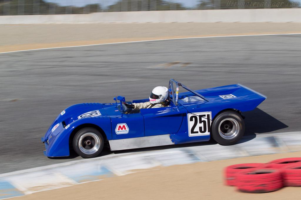 Chevron B23    - 2014 Monterey Motorsports Reunion