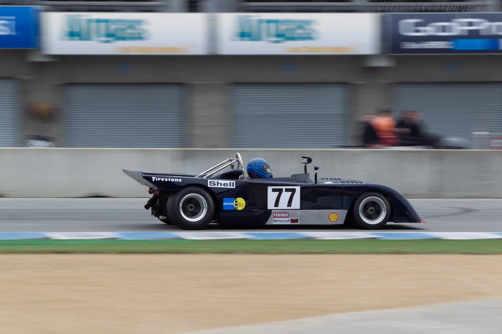 Chevron B23 - Chassis: B23-73-25 - Driver: David Alvarado  - 2014 Monterey Motorsports Reunion