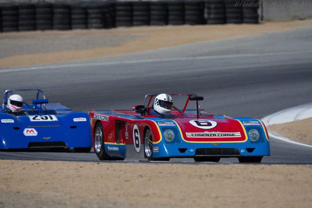 Chevron B23 - Chassis: B23-73-14 - Driver: Carl Moore  - 2014 Monterey Motorsports Reunion